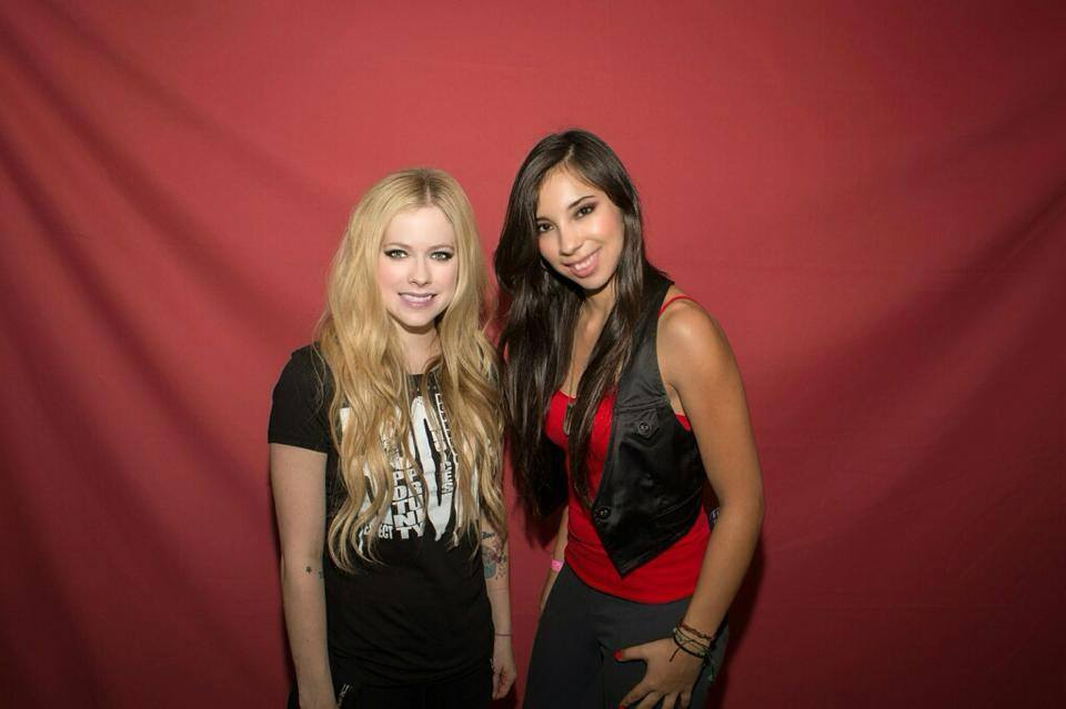 meet and greet avril lavigne 2014 monterrey